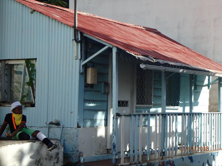 vieille maison typique