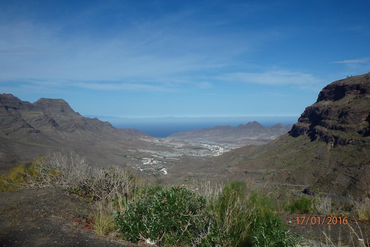 Route Agaete (GC)