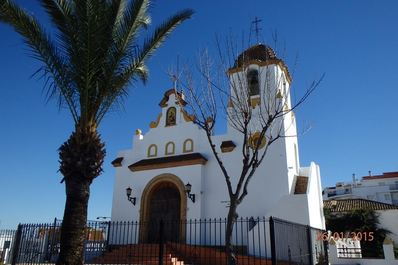 Punta Umbria - l'église