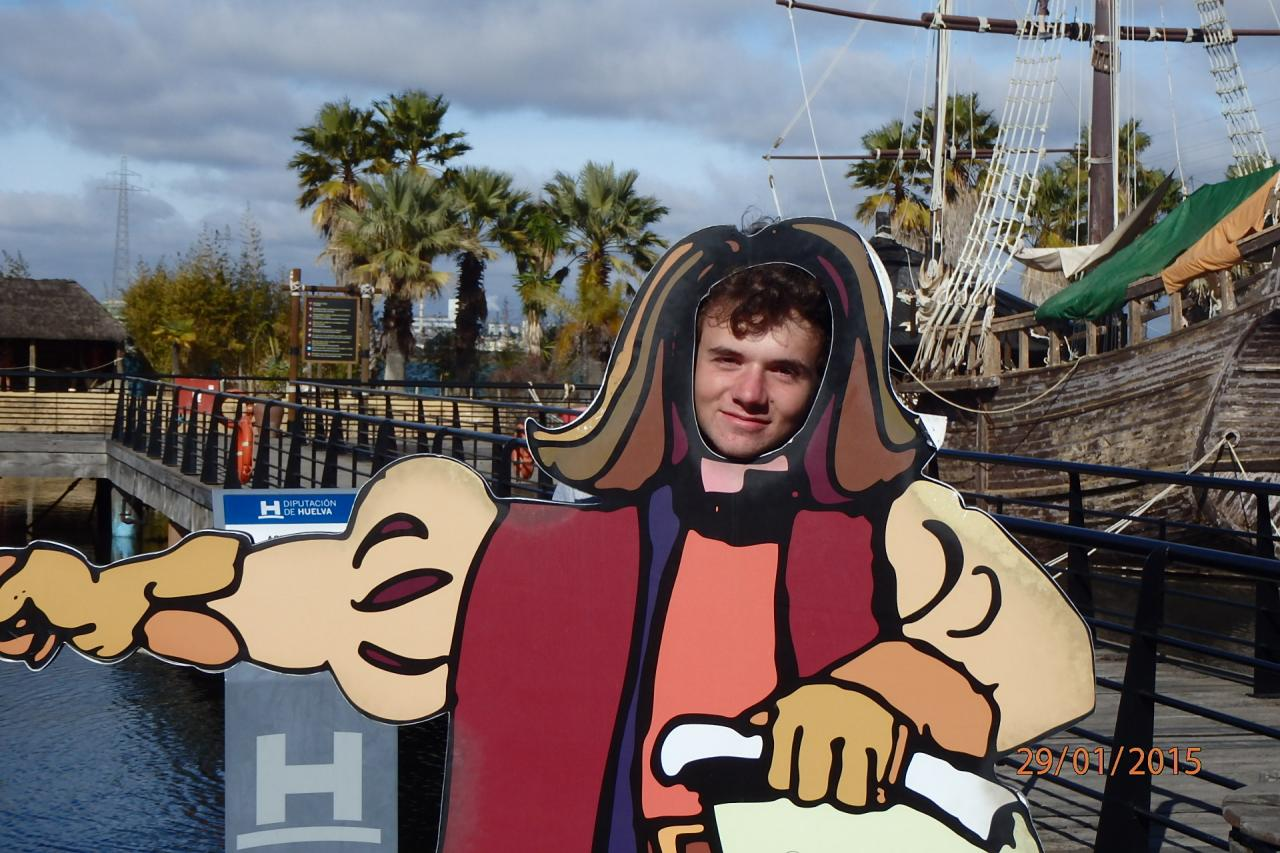 Huelva - musée Christophe Colomb