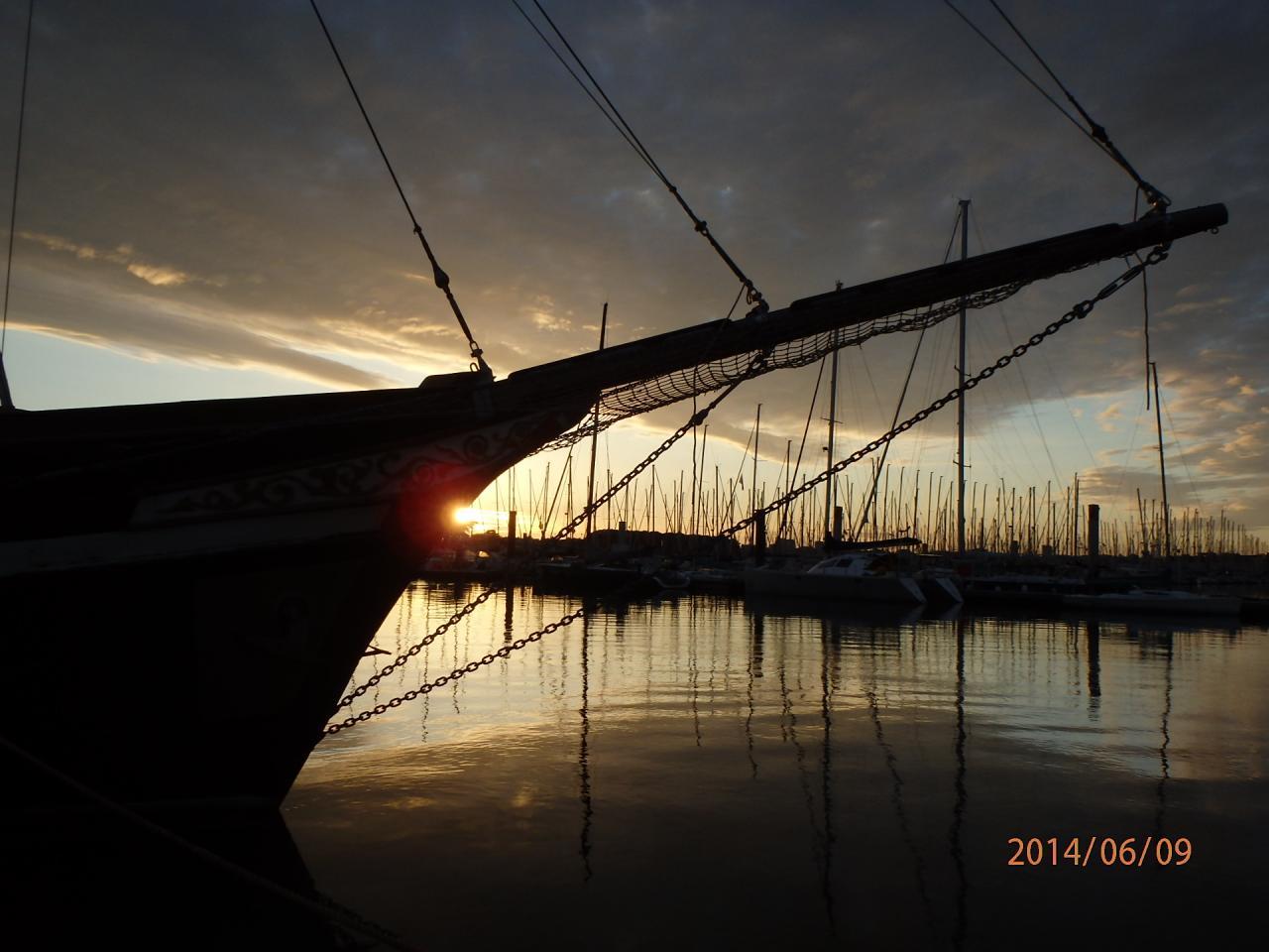 photos de mer et de bateaux