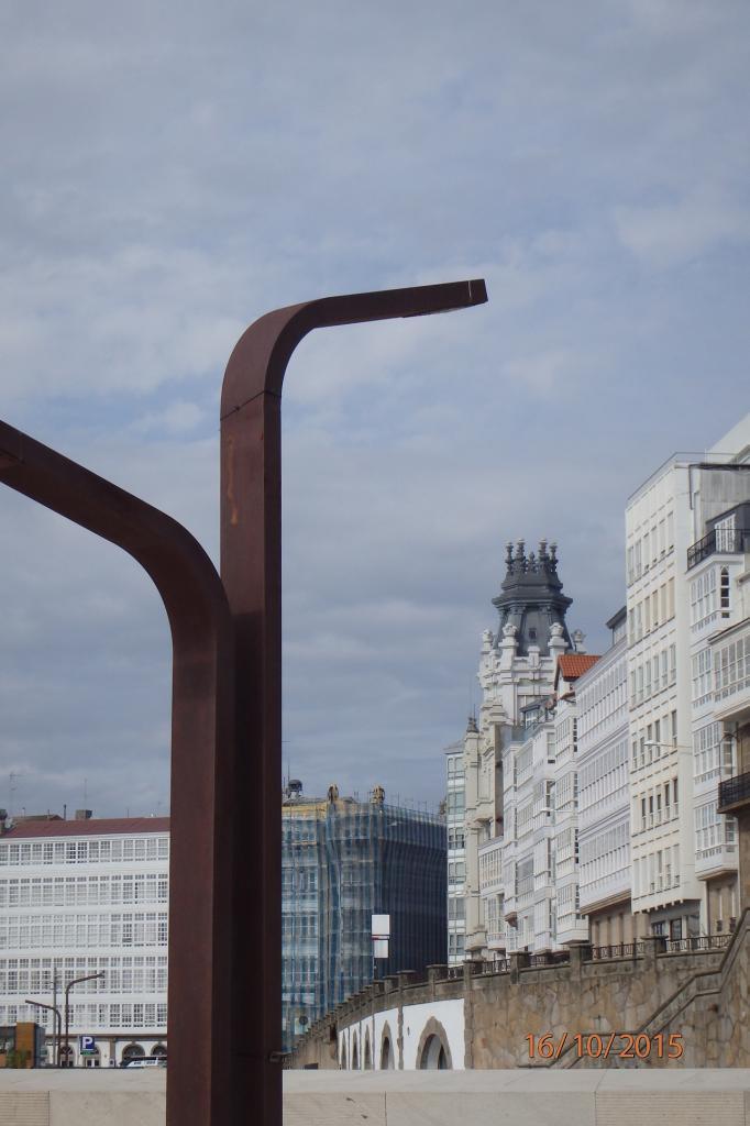 Une ville moderne qui a conservé son style architectural