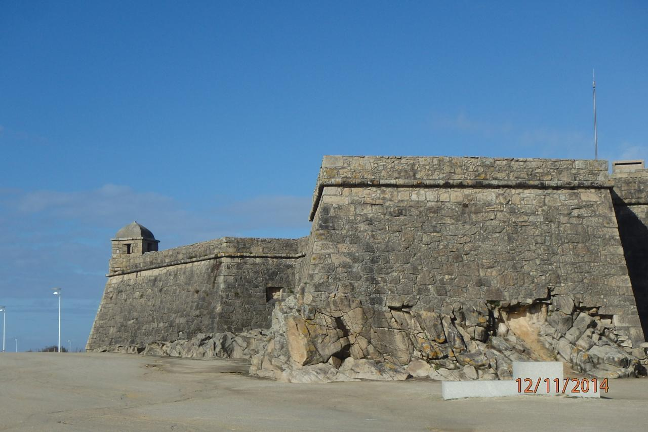 le fort de Vila do Condé