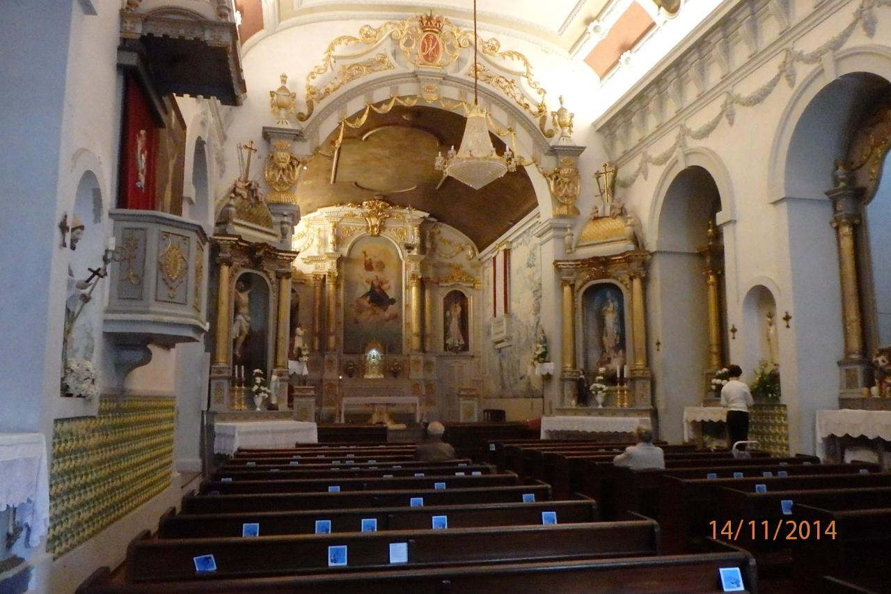 Eglise de Povoa de Varzim