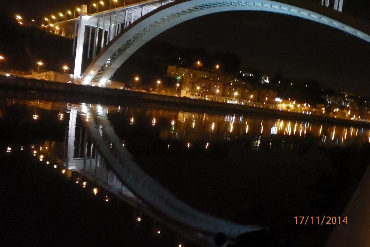 Le premier pont sur le Douro