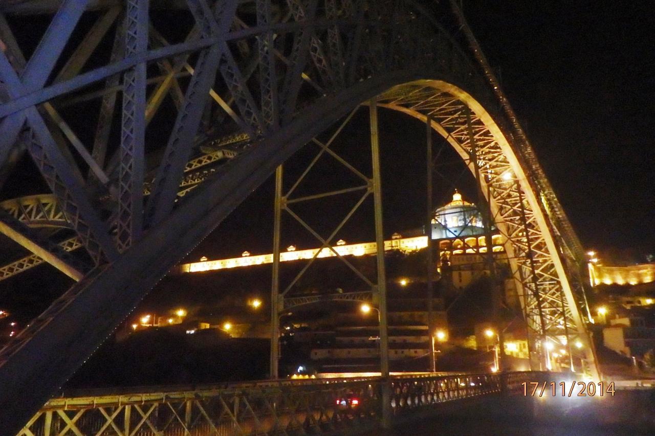 Le pont construit par Eiffel