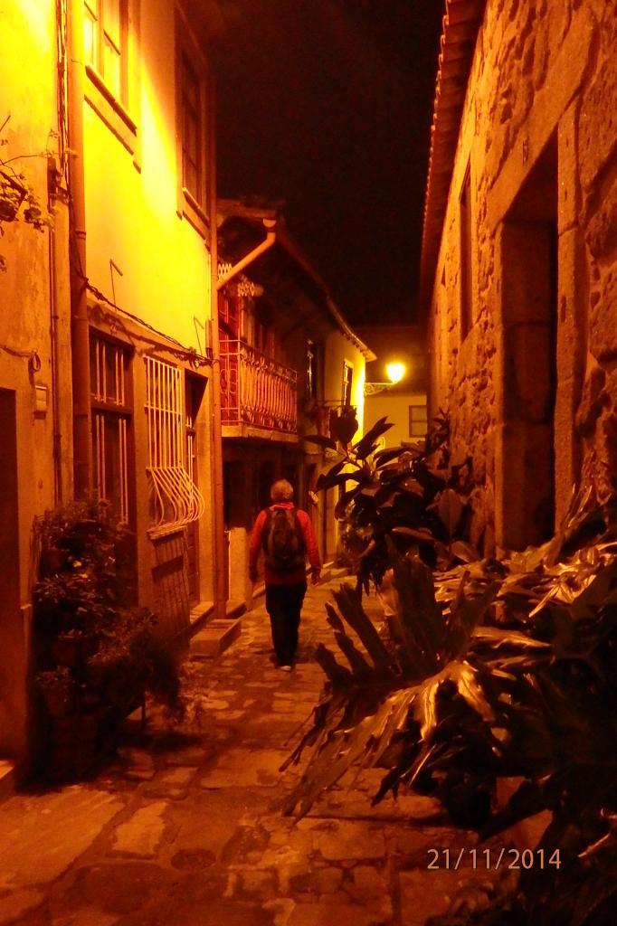 une vieille ruelle de Porto