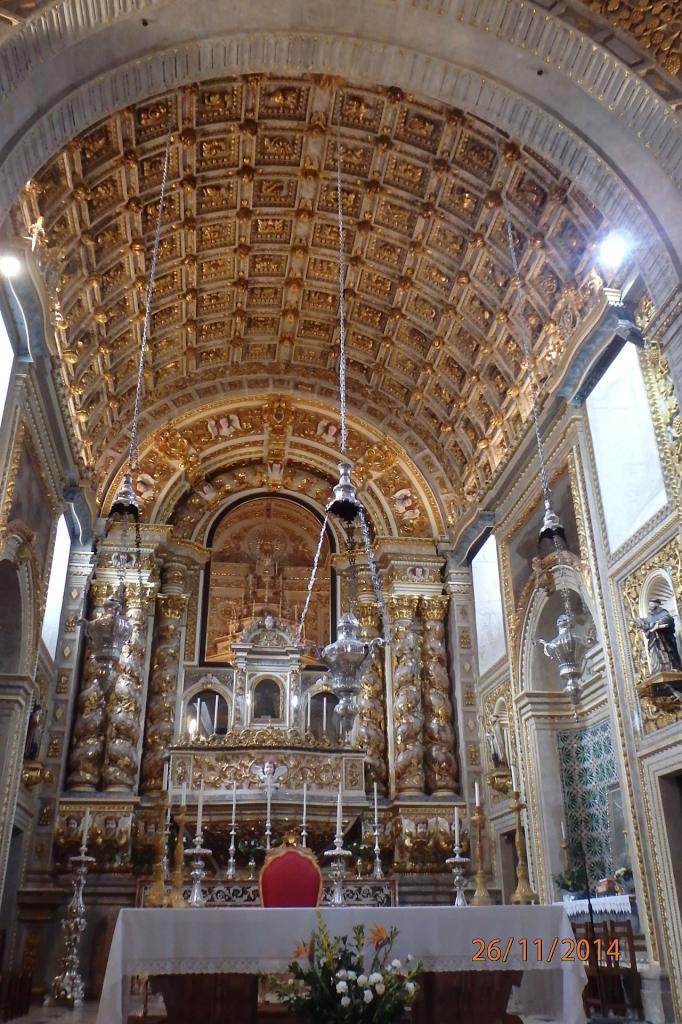 l'église de Sitio