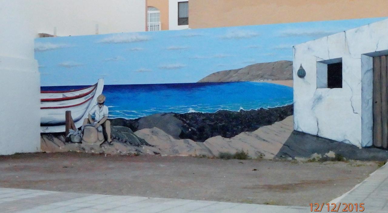 Fuerteventura : Gran Tarajal