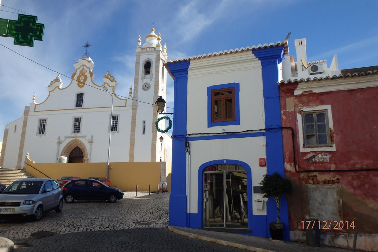 Vieille ville de Portimao