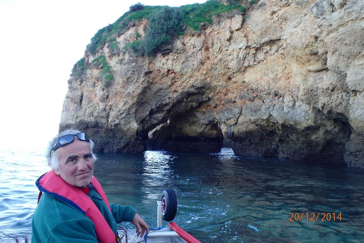 2ème visite par la mer en annexe