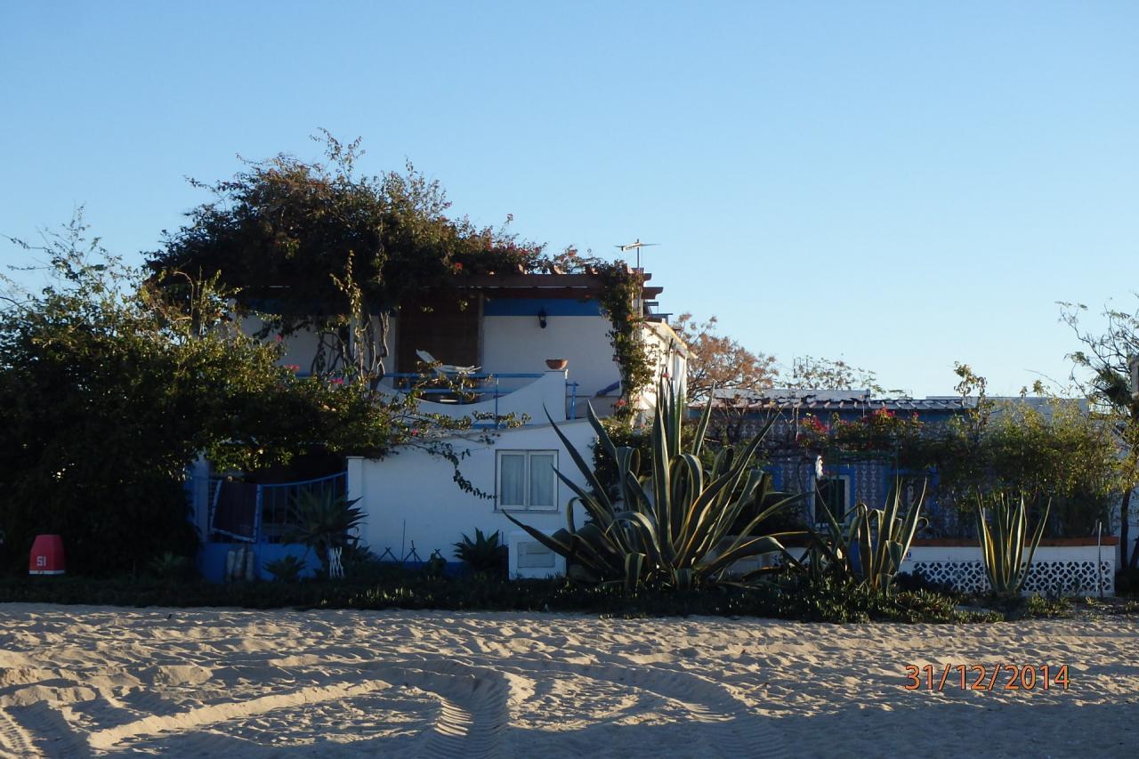 Culatra : une maison sur la plage