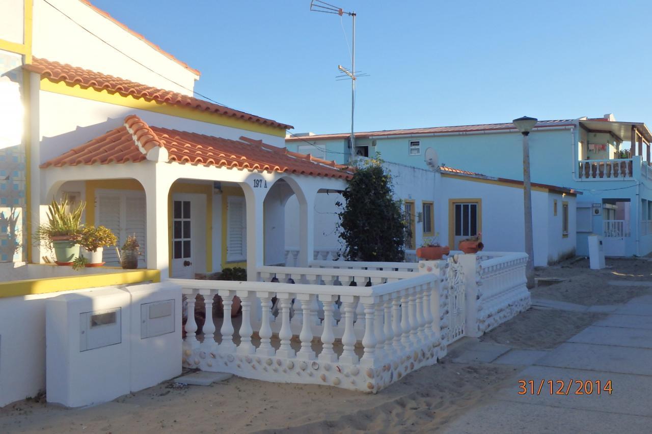 Culatra : une maison typique du lieu
