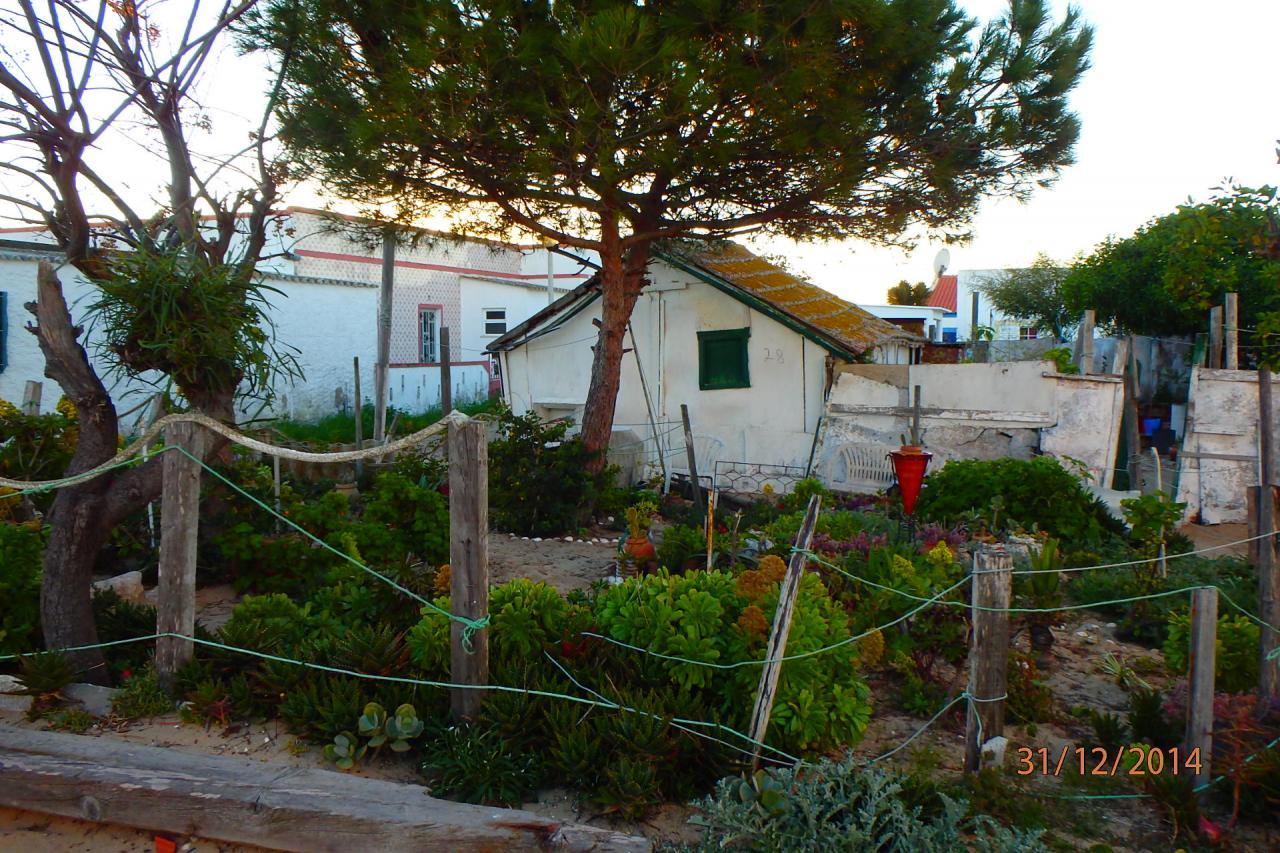 Culatra : une maison de pêcheur