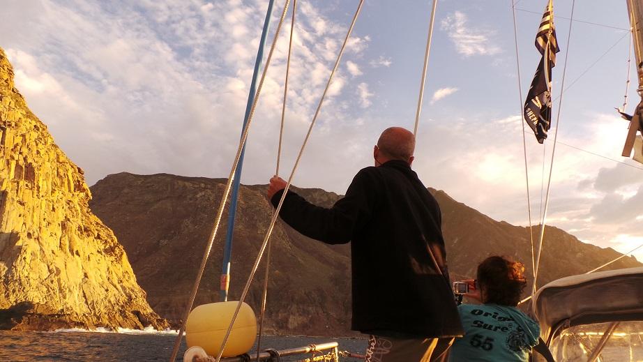 pointe Nord Tenerife