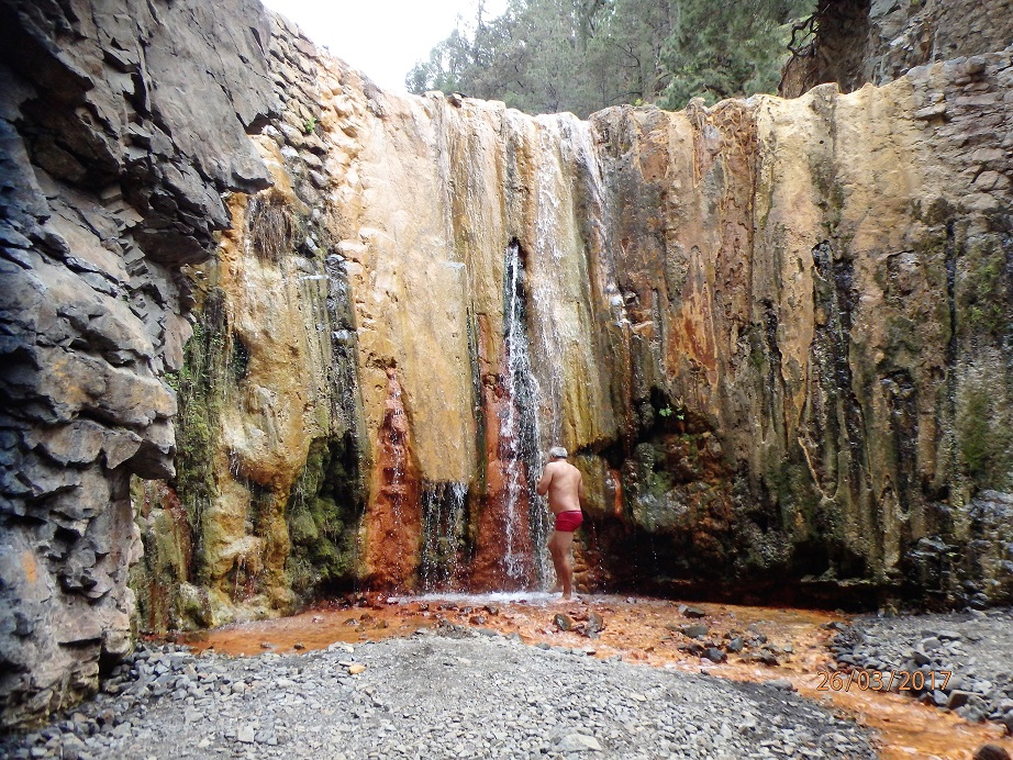 Rando cascade Colores