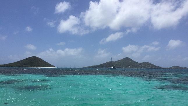 Petit St Vincent et Petite Martinique