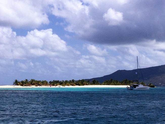 Eaux turquoises et corail