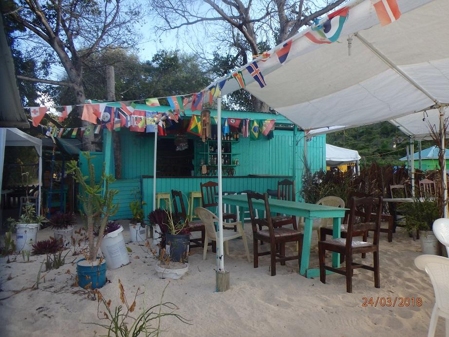 Mayreau - Salt Whistle Bay  - bar de plage