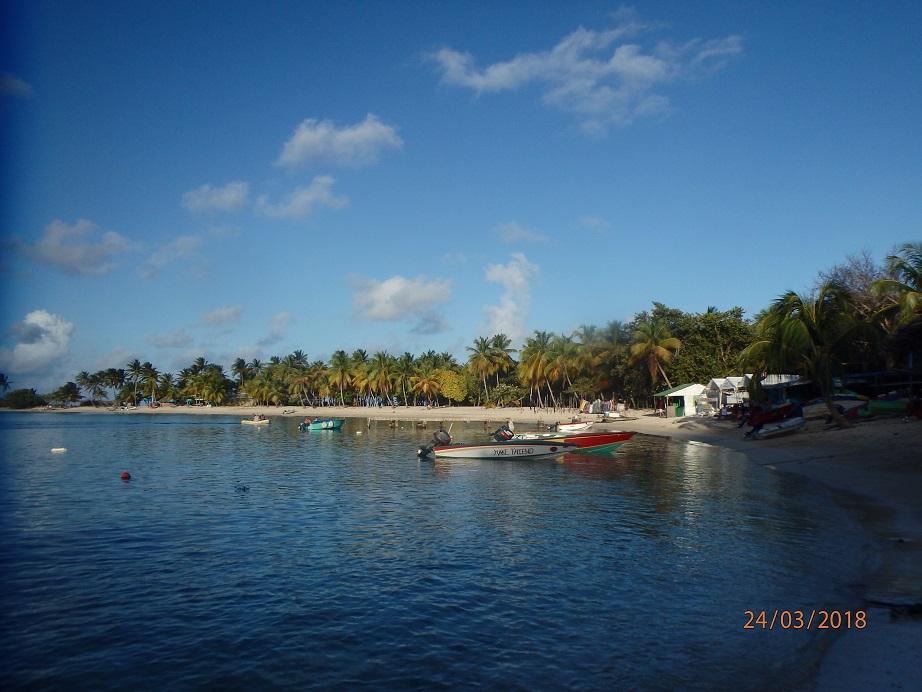 Mayreau - Salt Whistle Bay
