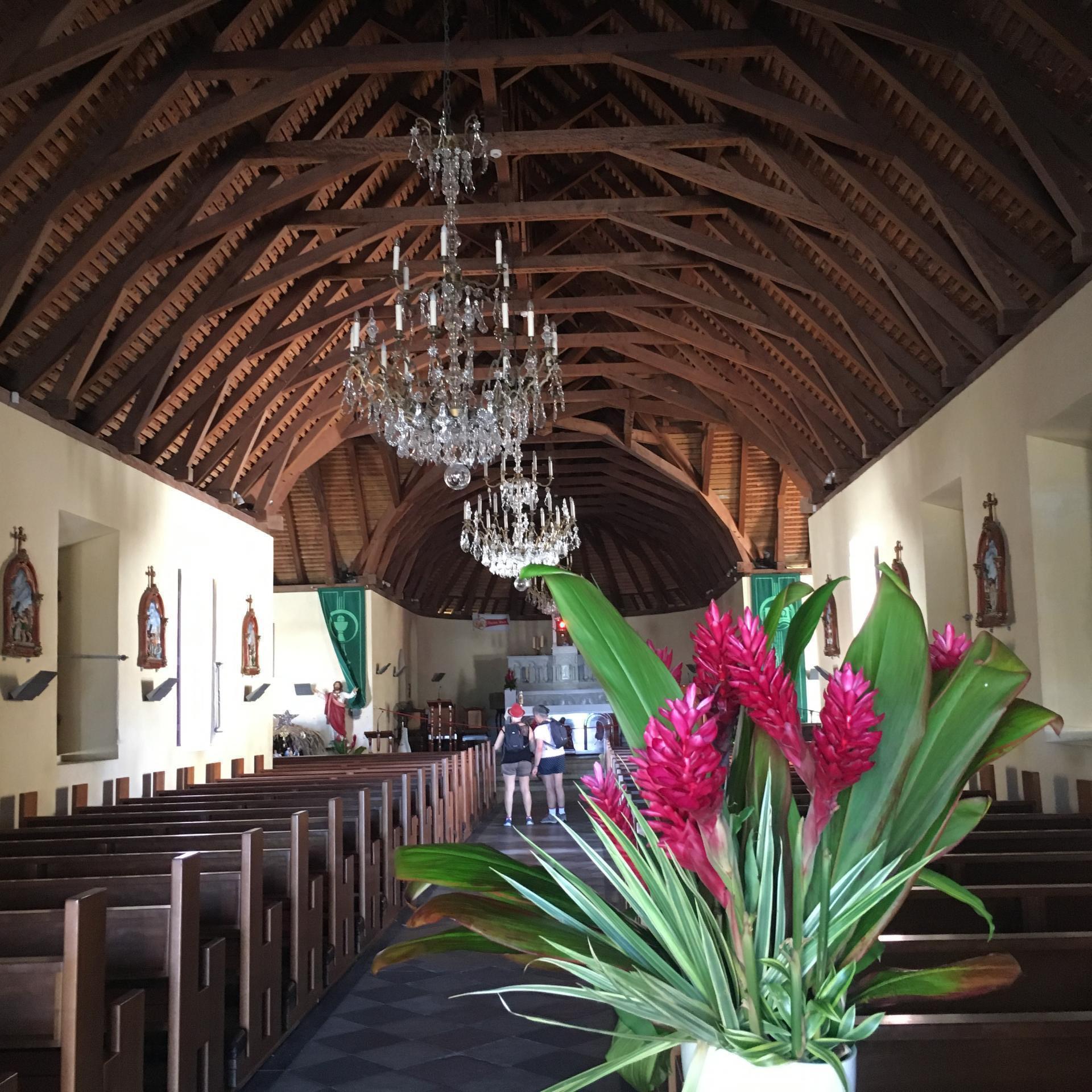 L'église de Ste-Anne