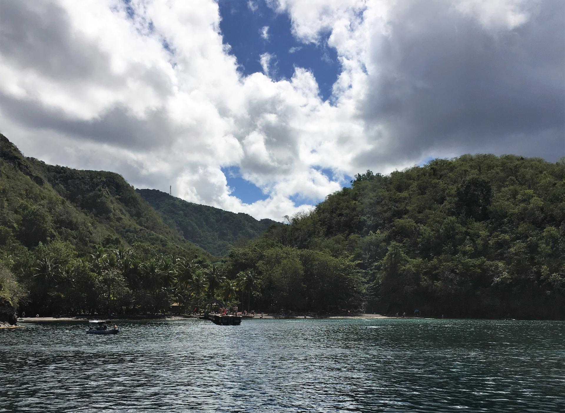 L'Anse Noire