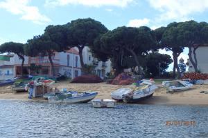 Punta Umbria côté rivière