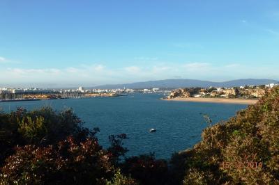 La baie de Portimao