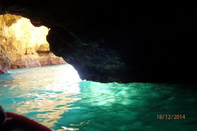 Grottes de Lagos